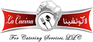 Lacucina for Catering Services